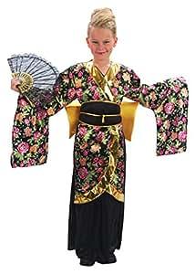 Small Girls Geisha Costume