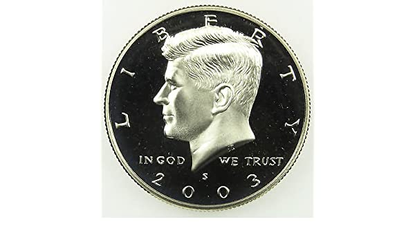 1980 S Kennedy Half Dollar GEM DCAM PROOF from PROOF Set