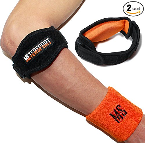 MeterSport Compression Prevents Tendonitis Wristband product image