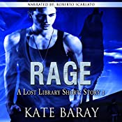 Rage: Short Story 1: Lost Library | Kate Baray