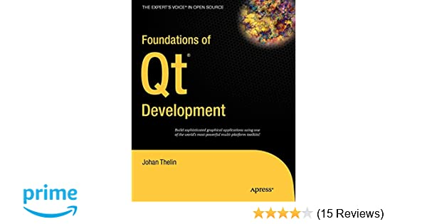 Foundations qt development pdf
