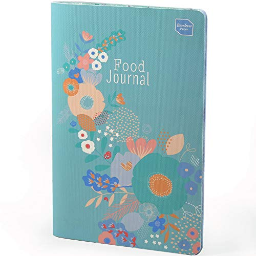Boxclever Press Food Journal. Daily planner for a healthier lifestyle. Use as a meal planner or weight loss journal. Undated planner compatible with Weight Watchers & other diet plans. Size: 8 x 5.5
