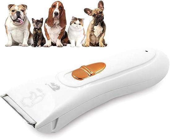 YOYT Afeitadora para Perros Cargar Afeitado de Perros Cortadora de ...