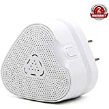 Aitxuri Household Gas Alarm- Gas Leak Detector -Natural Gas, LPG, LNG Detecting Alarm Plug in-Home Prevent Fire Explosion Device