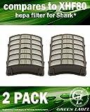 2 Pack HEPA Filter for Shark Navigator Professional Vacuum...