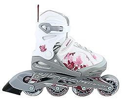 Bladerunner Girls Phoenix 4 Size Adjustable Skate