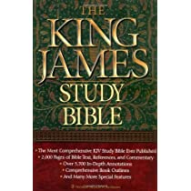 King James Hardcover