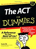 The ACT for Dummies®, Suzee Vlk, 0764554743