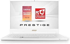 "MSI P65 Creator 8RF-442 15.6"" Professional Laptop - Intel Core i7-8750H, GTX1070, 16GB DDR4, 256GB NVMe SSD, Win 10 PRO"