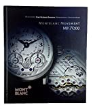 Montblanc Movement MB R100 and Montblanc Timepieces Book Set - Used