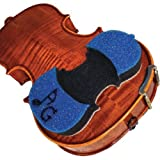 AcoustaGrip Protege Youth Size Shoulder Rest, Blue