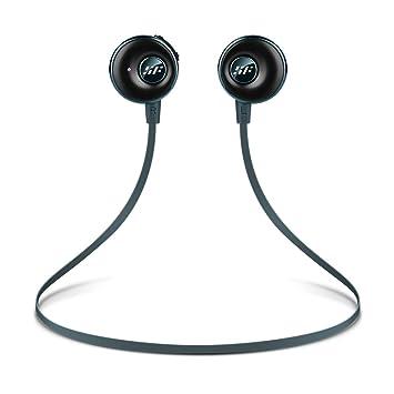 Auriculares Bluetooth estéreo inalámbricos, auriculares inalámbricos deporte, IPX4 A prueba de salpicaduras, Bass