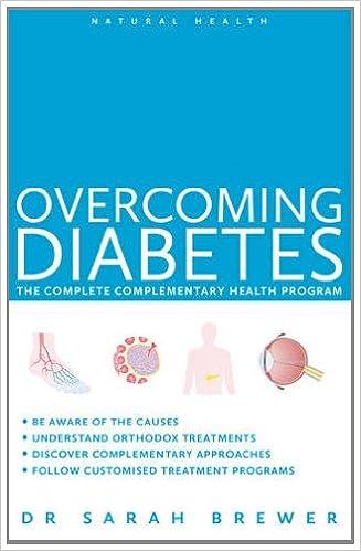 Overcoming Diabetes (Natural Health Series)