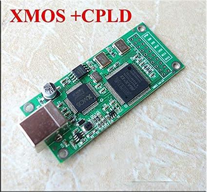 Buy FidgetGear XMOS + CPLD U208 USB Digital Interface I2S
