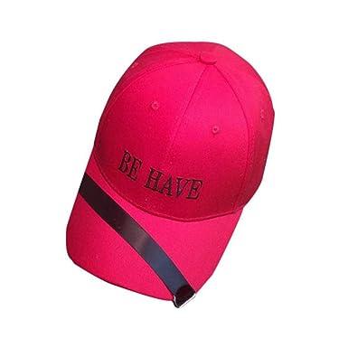 FEIHPEAA Gorra de Beisbol Sombreros Gorras para Niños Niñas Gorra ...