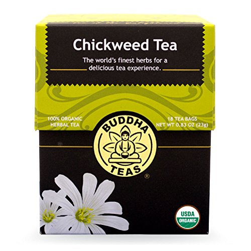 Buddha Teas Chickweed Count Pack product image
