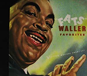 "FATS WALLER FAVORITES ~ RCA VICTOR MUSICAL SMART SET P-151 ~ 4 - 10"" RECORD ALBUMS"