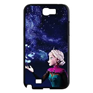 YUAHS(TM) Unique Phone Case for Samsung Galaxy Note 2 N7100 with Frozen YAS033422