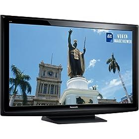 Panasonic TC-P50C2 50-Inch 720p Plasma HDTV (2010 Model)