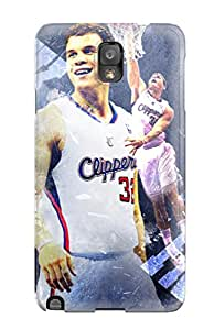 Hard Plastic Galaxy Note 3 Case Back Cover,hot Blake Griffin Case At Perfect Diy