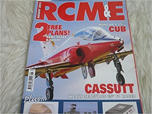 R C M & E Model world magazine august 2013 free plans: Amazon co uk