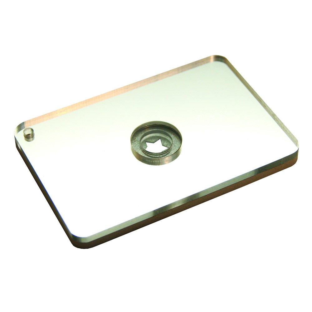 UST StarFlash Micro Mirror, 1.5 x 2-Inch 20-51170-101