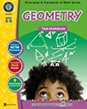 Geometry, Grades 3-5, Mary Rosenburg, 1553194667