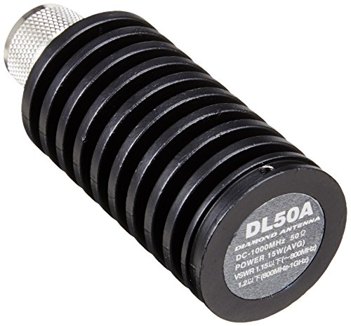 DIAMOND ANTENNA DL-50A Dummy Load DC to 1000MHz from Japan