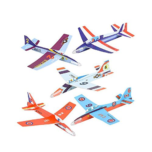 7'' Fighter Gliders by Bargain World