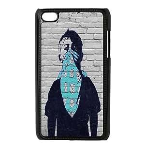 Ipod Touch 4 Phone Case Graffiti Gv6313