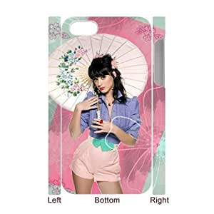 C-EUR Diy hard Case Katy Perry customized 3D case For Iphone 4/4s