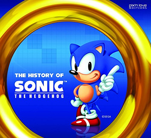 The History of Sonic the Hedgehog (Pix 'n Love Editions) - 51o61yeEmNL - The History of Sonic the Hedgehog (Pix 'n Love Editions)