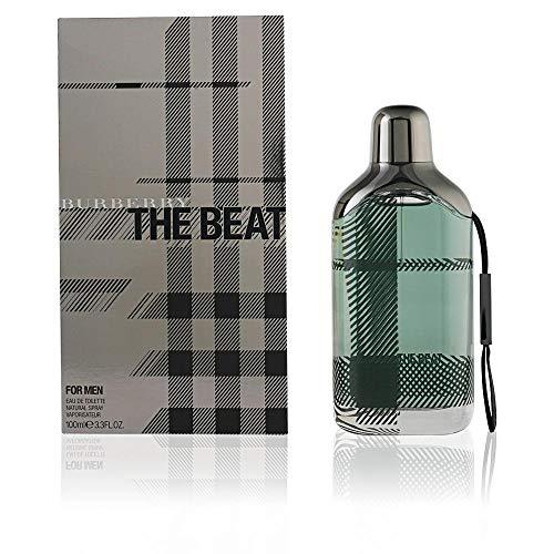(BURBERRY The Beat Eau De Toilette for Men, 3.4 Fl. oz.)