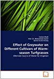 Effect of Greywater on Different Cultivars of Warm-Season Turfgrasses, Uzman Khalil and Prof. Muhammad Qasim, 3639368150