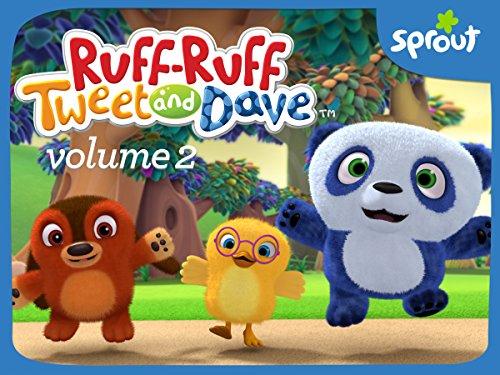 Amazon Com Ruff Ruff Tweet And Dave Vol 2