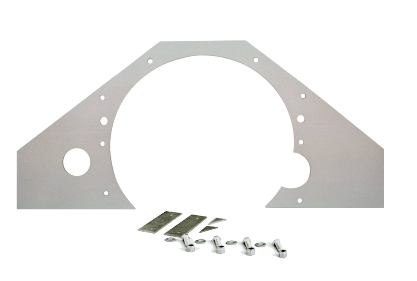 Competition Engineering C4030 Aluminum Mid Mount Plate