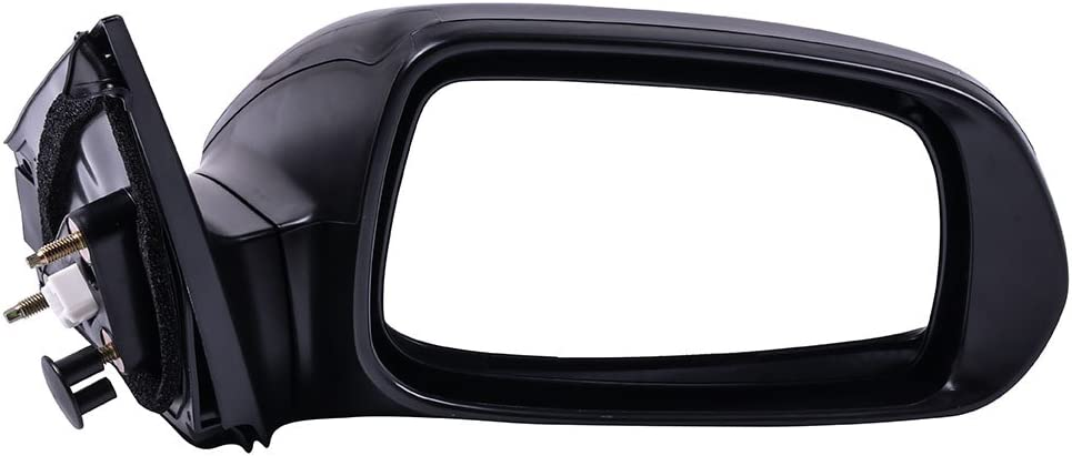 ECCPP Towing Mirror Replacement for Scion tC Base Side Mirror Power Adjusted Signal Manual Folding for 2005 2006 2007 2008 2009 2010