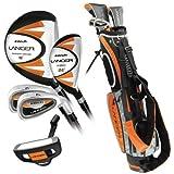 Intech Lancer Junior Golf Club Set (LH Orange Ages 8-12)