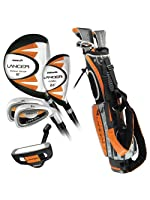 Intech Lancer Junior Golf Set (Age 8-12, Orange)
