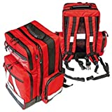 First Aid Emergency backpack, Emergency backpack''Water Stop'' empty, red large