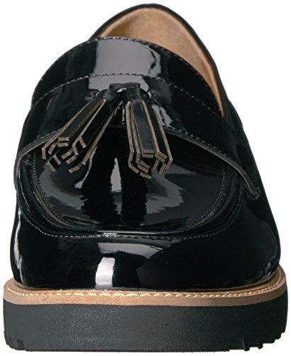 Women's Franco Carolynn Flat Black Sarto Loafer 5x4wOgxUq