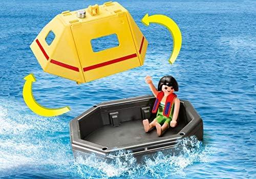 Playmobil 9319 - Brandweerlieden Rescue Mission Set