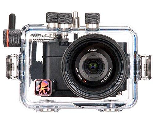 Ikelite 6116.11 Underwater Camera Housing for Sony Cybershot RX100 II (DSC-RX100M2/B) Digital Camera by Ikelite