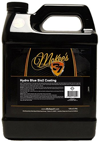 McKee's 37 MK37-631 Hydro Blue Sio2 Coating 128 Fluid_Ounces