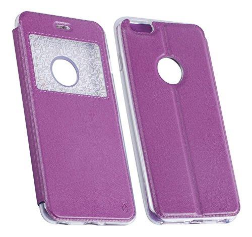 One plus Metallic Schutzhülle für Samsung Galaxy S6–Violett