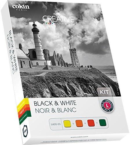 Cokin Wwzzu400 03 Black White Kit Creative Filter Kamera