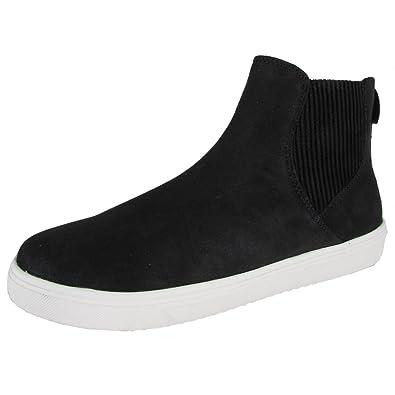 c46966fce87 Steven Womens Lanci Chelsea Sneaker Boot Shoes