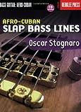 Afro-Cuban Slap Bass Lines, Oscar Stagnaro, 0634023780