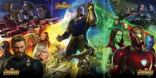 Avengers: Infinity War - 3 Piece Movie Poster/Print Set
