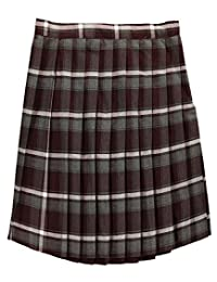 "French Toast Big Girls' Plus ""Cora"" Pleated Skirt"